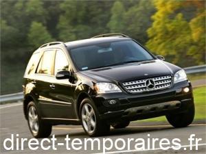 assurance temporaire Mercedes ML